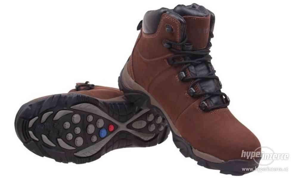 Pracovní boty DETROIT