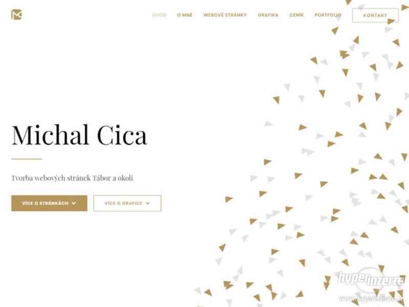 Tvorba webových stránek, grafika