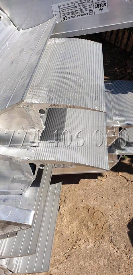 Prodám hliníkové nájezdy, rampy. Nájezdy pro vozíčkáře (OZP) - foto 5