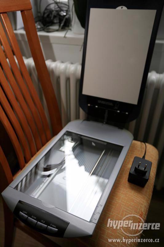 Prodám scaner Canon CanoScan 3200F - foto 1