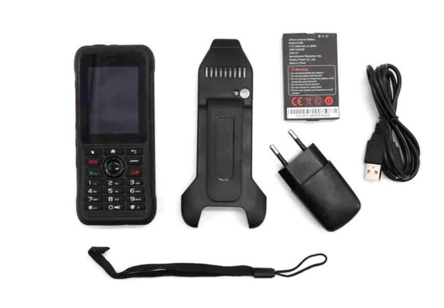 Ruční digitální radiostanice Inrico T-310 LTE 4G - foto 3