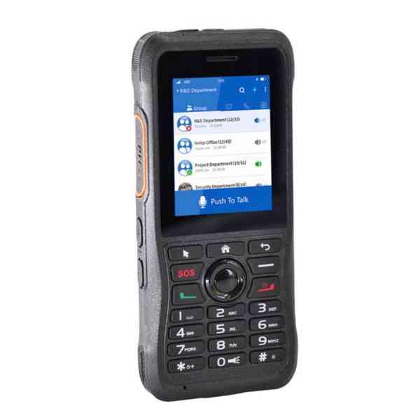 Ruční digitální radiostanice Inrico T-310 LTE 4G - foto 4