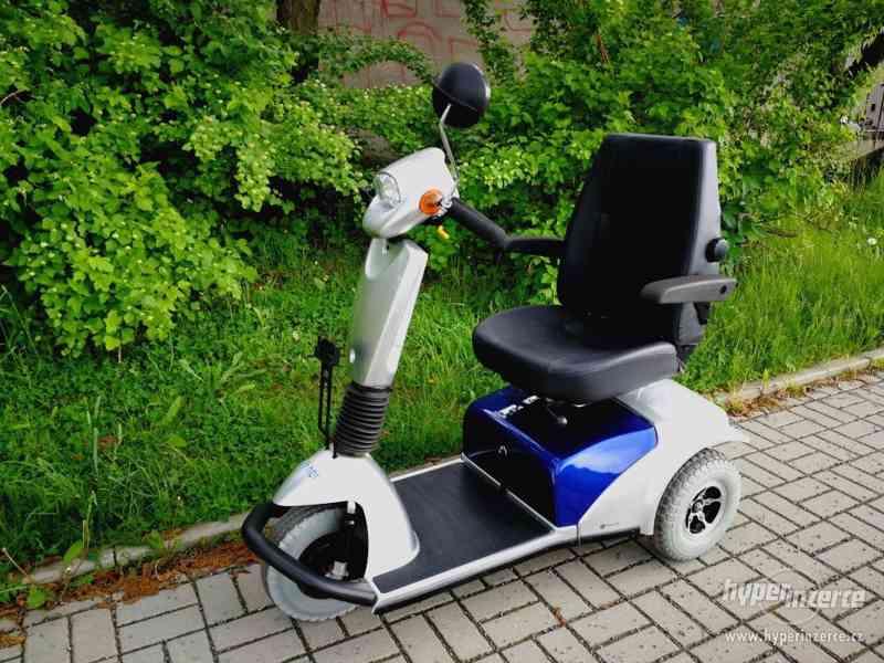 Elektrický invalidní skútr, vozík - WINNER