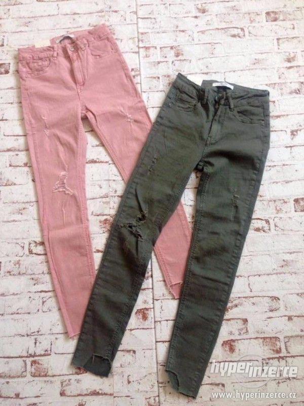 Skinny džíny.