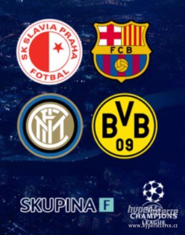 Slavia vs Dortmund a Barcelona - foto 1