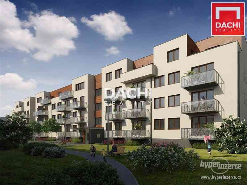 Prodej novostavby bytu 4.A (C1) – 3+kk 119 m?, Olomouc, Bytové domy Na Šibeníku