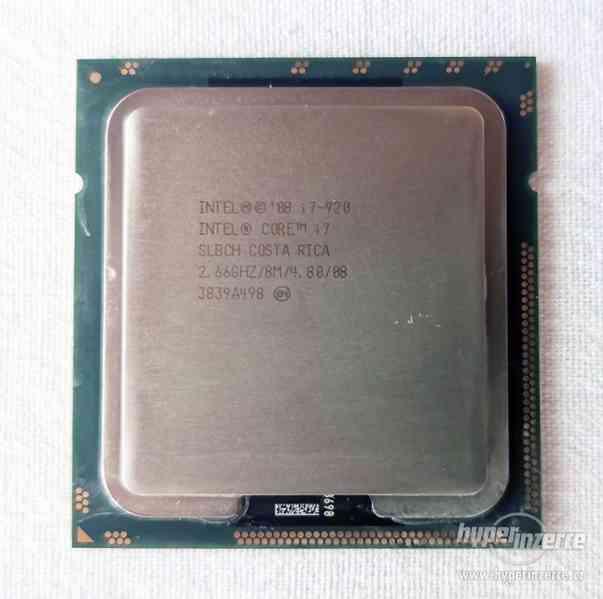 Procesor Intel Core i7-920, 2.66GHz, sc. 1366 - foto 1