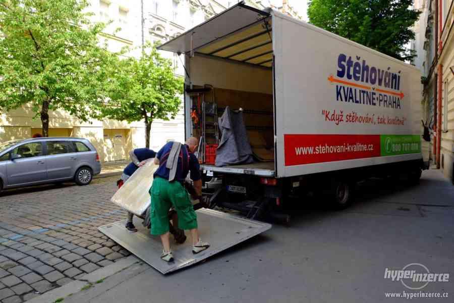 Stěhování kvalitně Praha - foto 8
