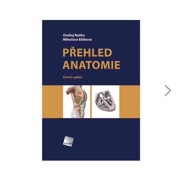 Kniha - Přehled Anatomie
