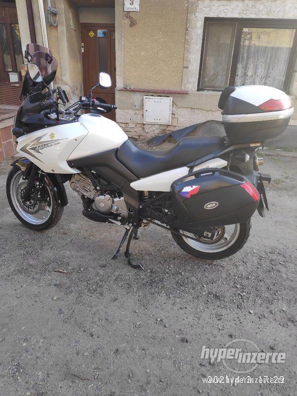 Suzuki V-Strom 650 ABS - foto 1