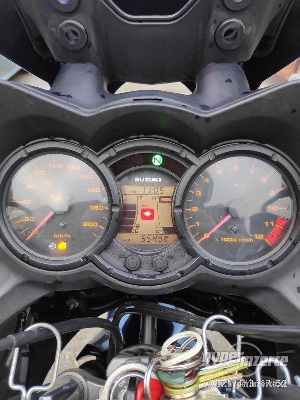 Suzuki V-Strom 650 ABS - foto 14