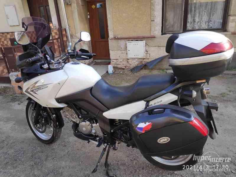 Suzuki V-Strom 650 ABS - foto 9