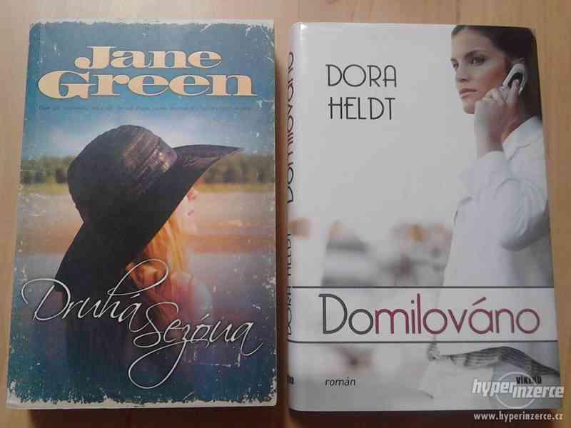 Dva romány pro ženy
