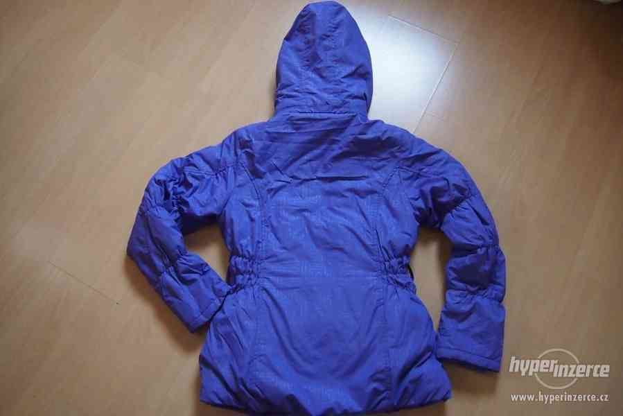 Dívčí zimní bunda - foto 2