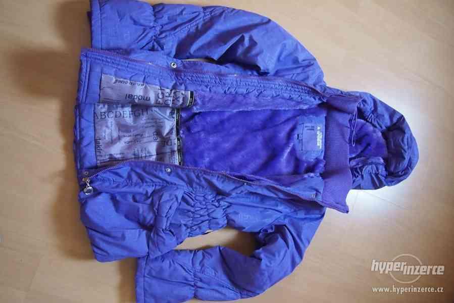 Dívčí zimní bunda - foto 3