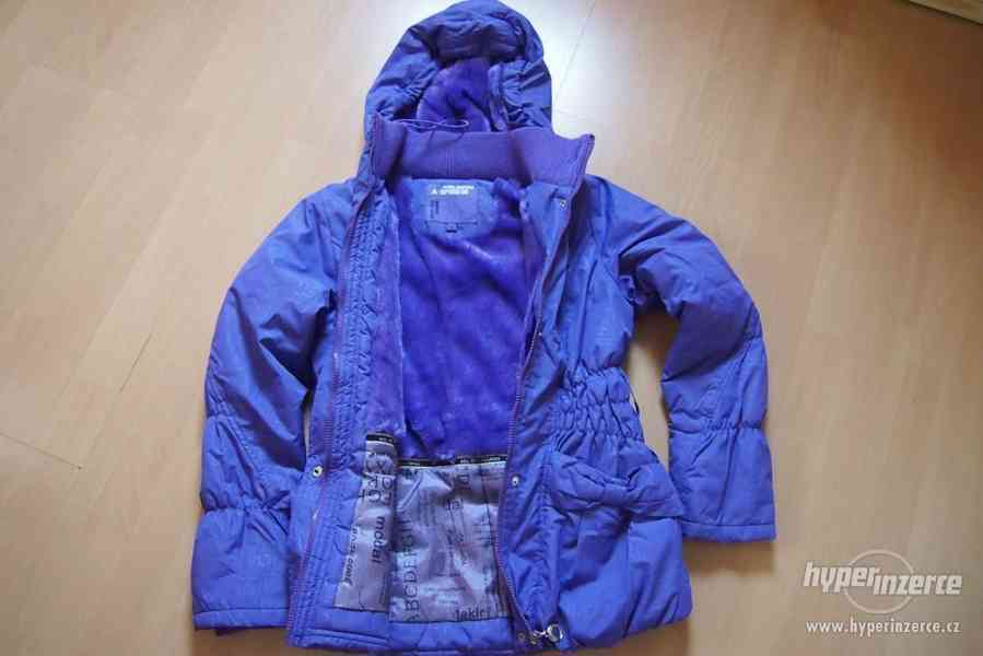 Dívčí zimní bunda - foto 4