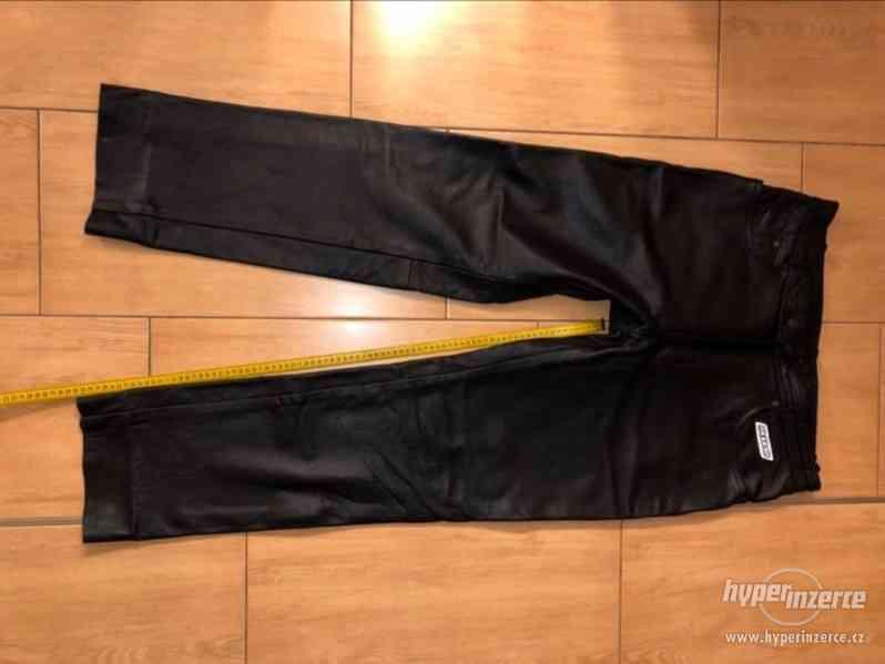 Motorkářské kožené kalhoty - foto 9