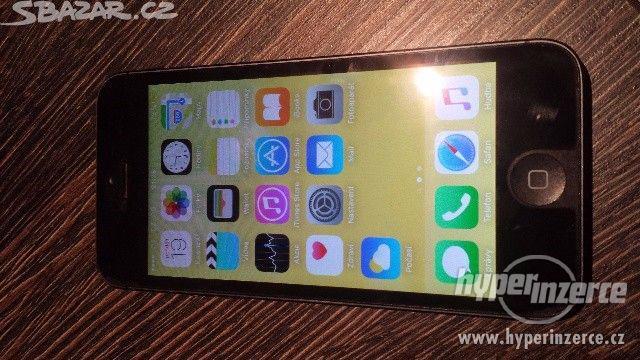 Prodám iPhone 5 - foto 1