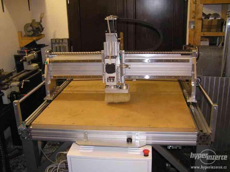 CNC frézky na dřevo ,plasty a dural - foto 3