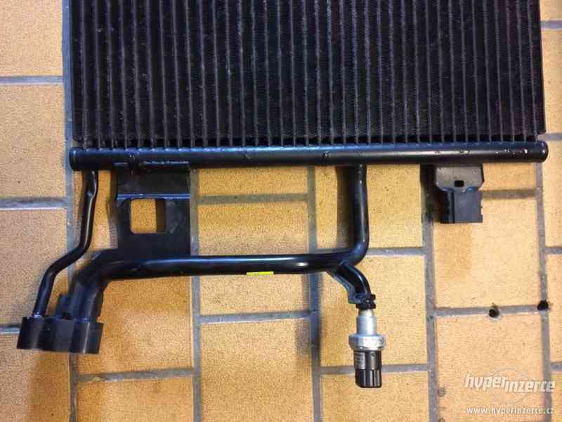 Chladič kondenzátor klimatizace VW Passat Audi Škoda - foto 2