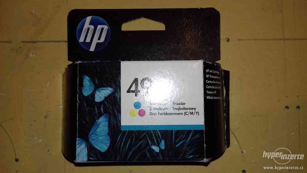 HP 49 nová / original