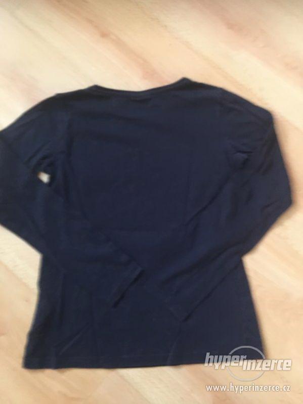 Dívčí značkové tričko od Page one z USA, S - foto 2
