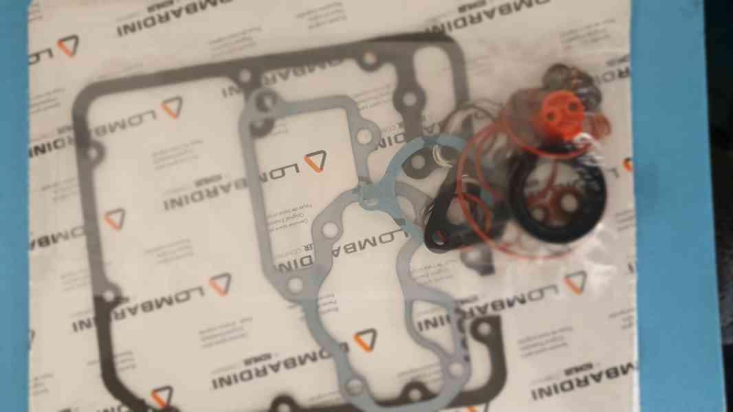 Těsnění  MopedAuto Ligier, Microcar, Chatenet, JDM, Casalini