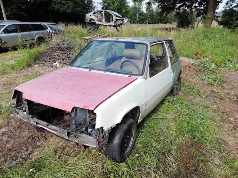 Díly: Renault 5