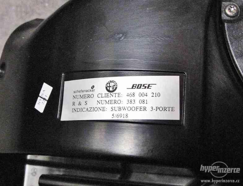 Audio systém BOSE - foto 3