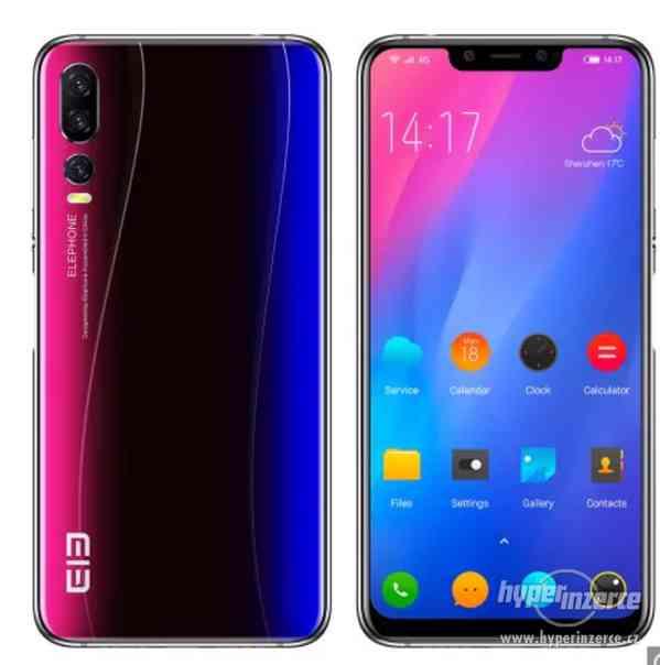 Mobilní telefon Elephone A5 128GB - foto 1