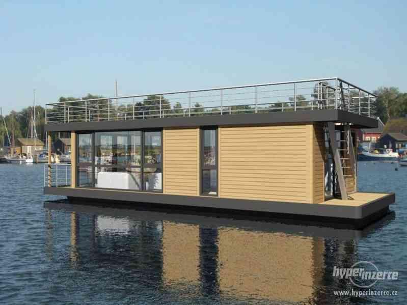 Luxusní houseboat - Pallas - foto 1