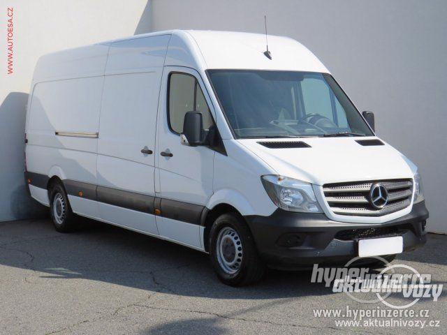 Prodej užitkového vozu Mercedes-Benz Sprinter