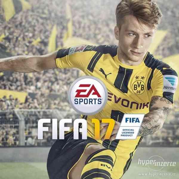 BATTLEFIELD 1 + FIFA 17 - NOVÉ NEPOUŽITÉ KLÍČE NA PC ORIGIN