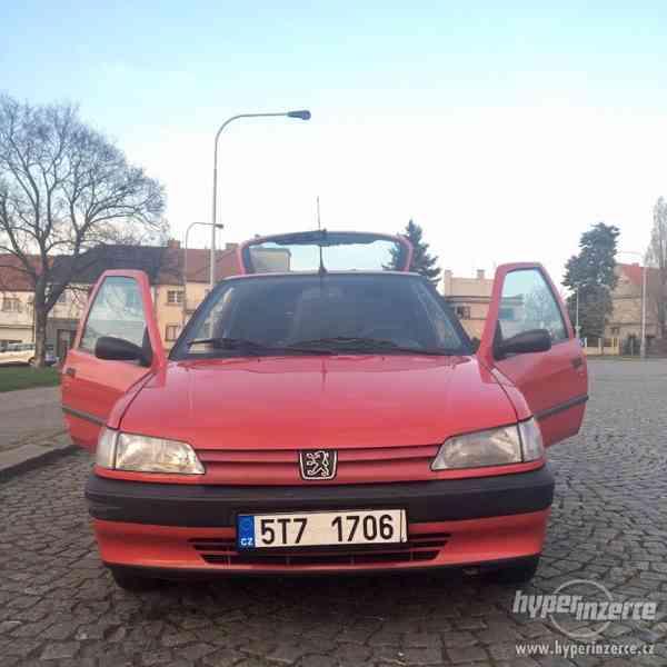 Peugeot 306 1.4i 55kw