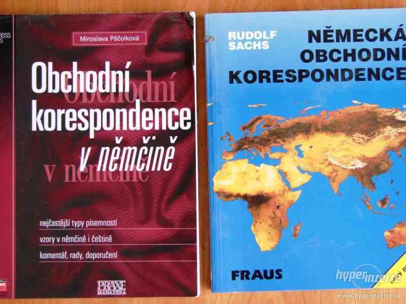 Němčina - různé. Nabídněte. - foto 6
