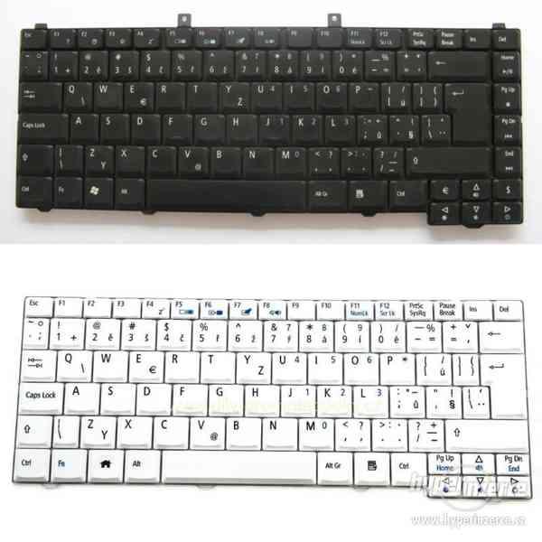 klávesnice Acer Aspire One A110 A150 D150 D250 531 ZG5 531H