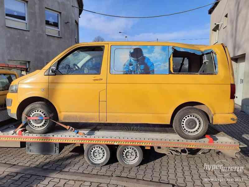 Volkswagen Caravelle T5 GP