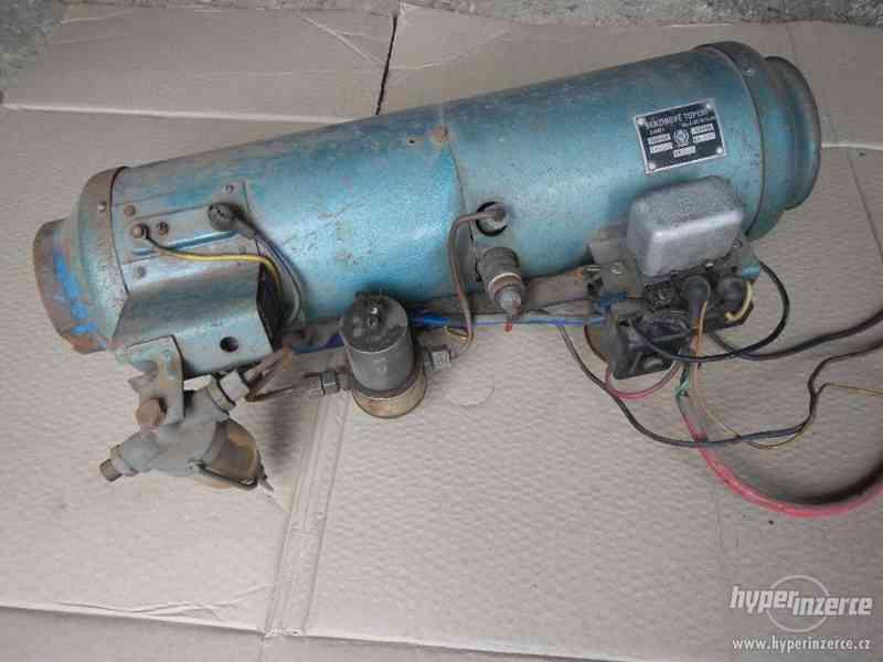 benzinové topení typ 3 COB 1 - foto 1
