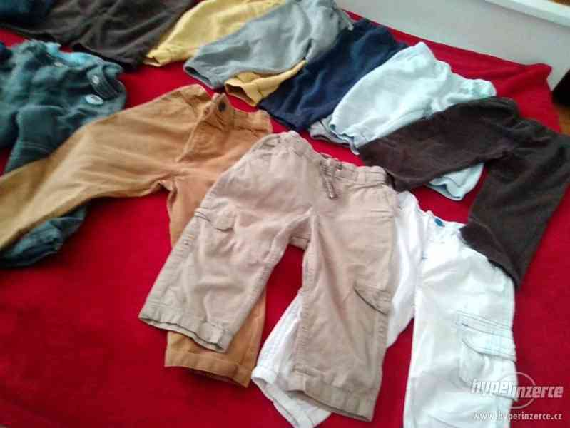 Balicek kalhoty/teplaky 80-86 - foto 4