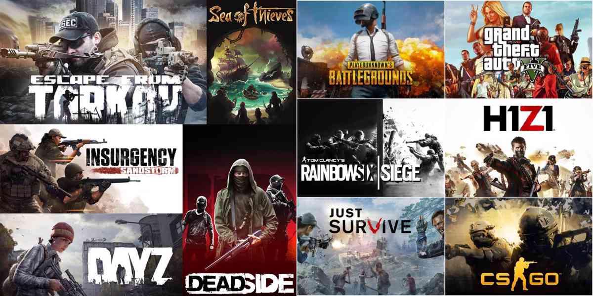 Prodám všechny své hry na PC