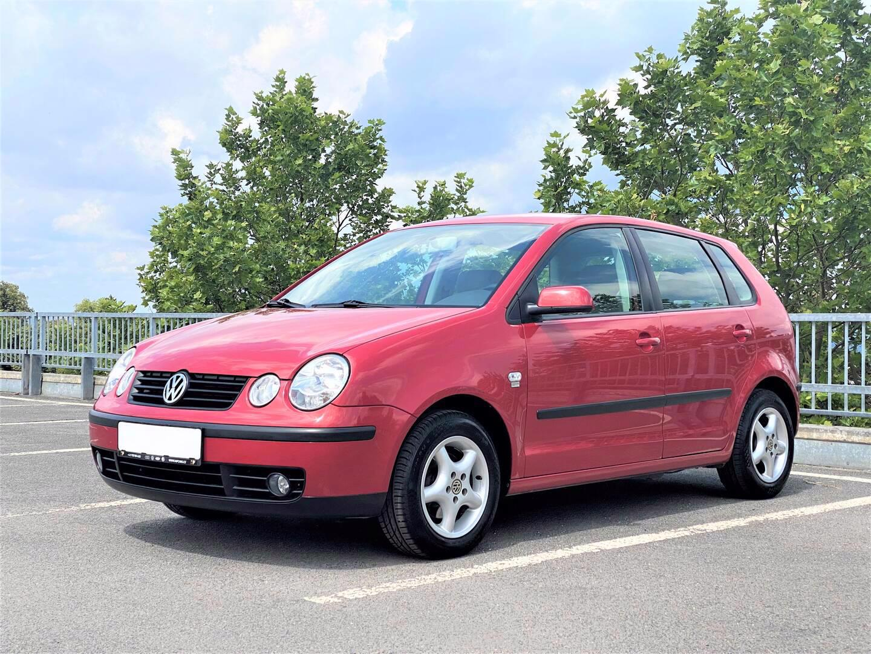 Volkswagen Polo, Comfortline 1.4 16V, 1.Majitel, 2003 - foto 1