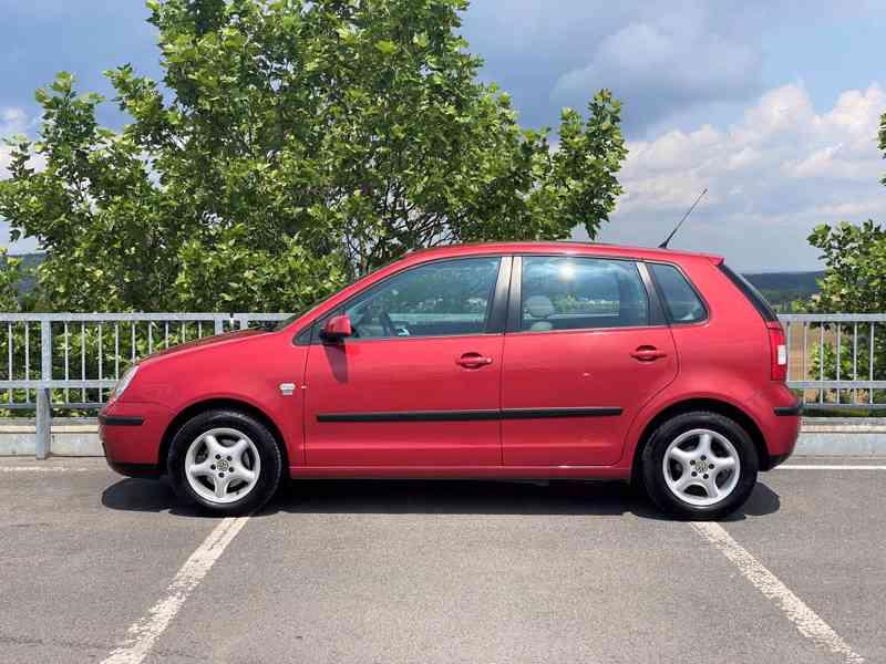 Volkswagen Polo, Comfortline 1.4 16V, 1.Majitel, 2003 - foto 5