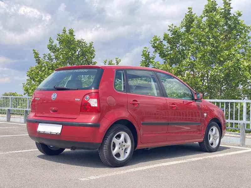 Volkswagen Polo, Comfortline 1.4 16V, 1.Majitel, 2003 - foto 3