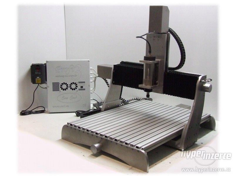 CNC fréza Kompas F_600 - Nová zo zárukou - foto 2