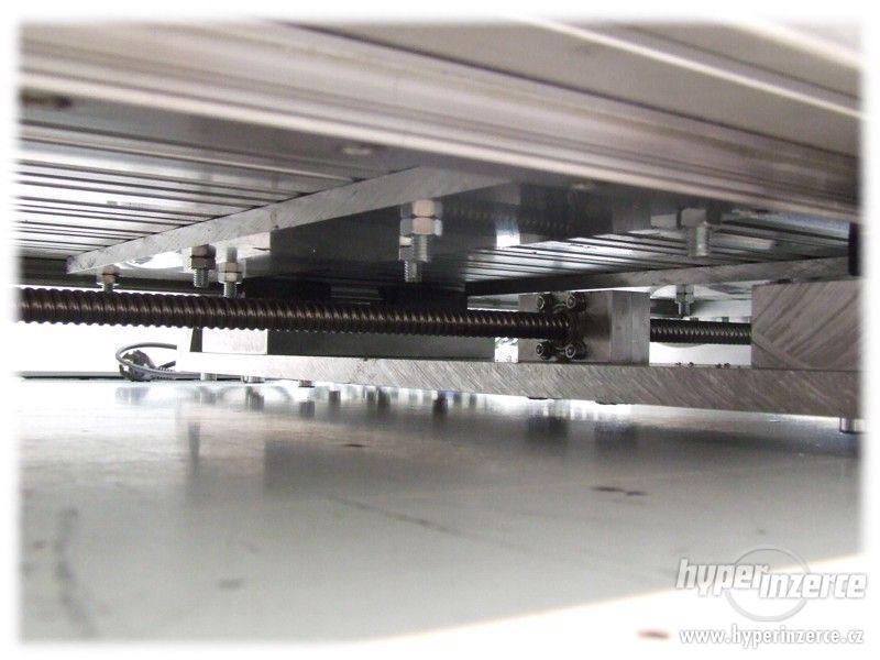 CNC fréza Kompas F_600 - Nová zo zárukou - foto 8