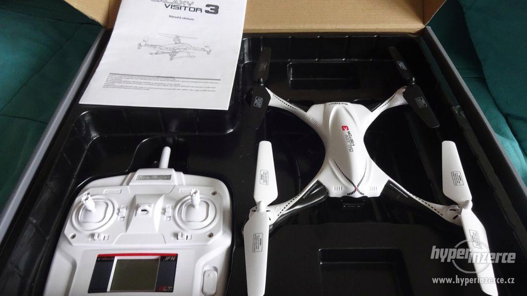 Dron Galaxy Visitor 3 - foto 1