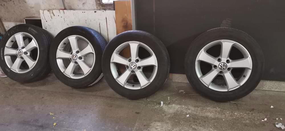 Alu disky Volkswagen