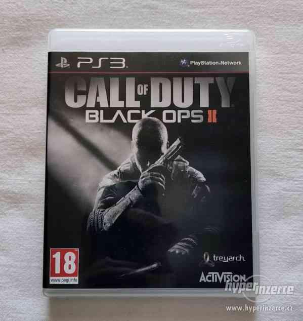PS3 - Call of Duty Black Ops II (Black Ops 2)