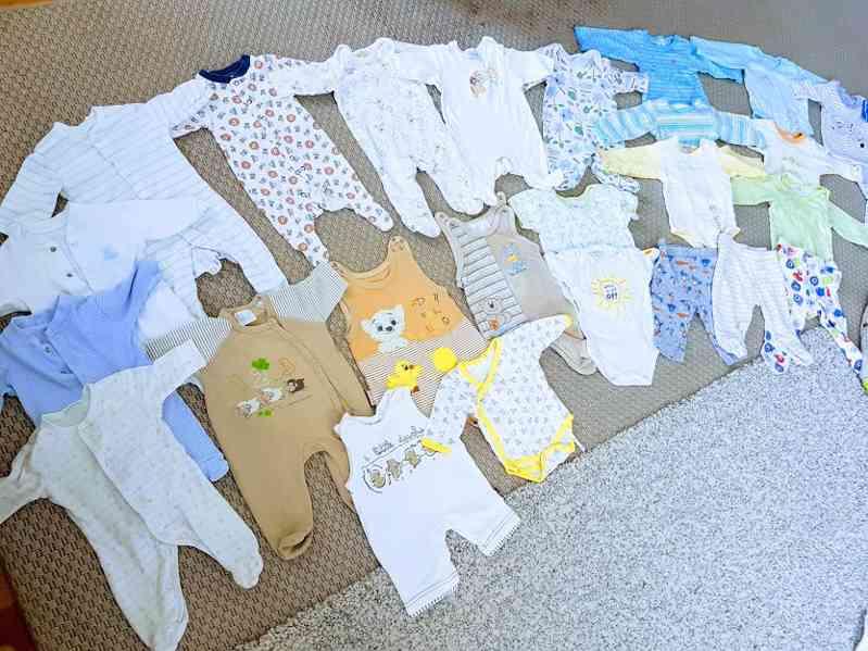 Oblečení pro chlapce 0- 2 roky
