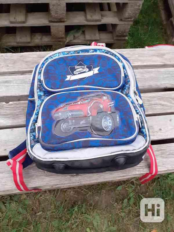 Školní batoh Topgal – Monster Truck
